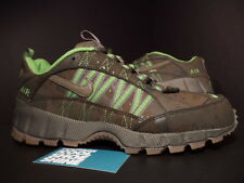 2006 Nike Air Terra Humara Premium TRUE CLERKS PACK CAMO FERN OLIVE GREEN DS 10