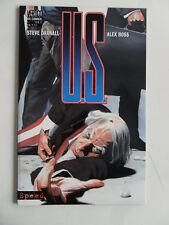 U.S. (vértigo dc comic Nº 1 de steve Darnell/Alex Ross) - estado 1