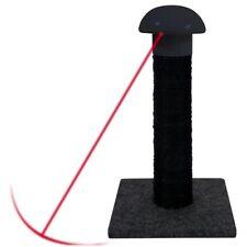 New listing Penn Plax Laser Light Cat Scratching Post Black