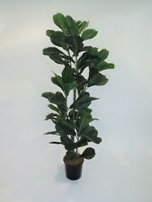 FIDDLE LEAF TREE BAMBINO  150CM TALL VERY LIFELIKE ARTIFICIAL IMITATION PLASTIC