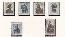 STAMP / TIMBRE GERMANY / ALLEMAGNE BERLIN / N° 278/283 ** MUSEES DE BERLIN
