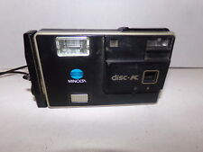 Vintage Minolta Disk K Camera SHIPS FREE!