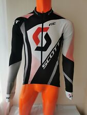 Scott Mens Cycling   Long Sleeve Jersey Size L