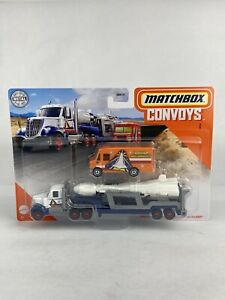 Matchbox Convoys Lonestar Cab & Rocket Trailer w/ Express Delivery - New