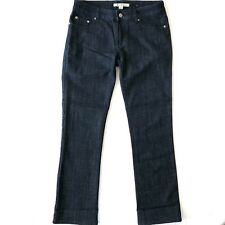 Forever 21 Womens Dark Wash Boot Cut Denim Jeans Size 30 A024