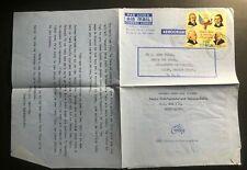 1976 Nukualofa Tonga Toga Aerogramme cover To Salem OR USA Bicentennial Stamp