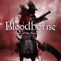 Bloodborne -- Game of the Year Edition (Sony PlayStation 4, 2015)