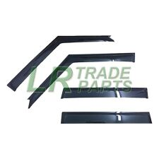 RANGE ROVER L322 NEW FULL TERRAFIRMA WIND DEFLECTORS SET OF 4, TF665 (2002-2009)