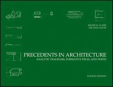 Precedents in Architecture: Analytic Diagrams, Formative Ideas, and Partis by Ro
