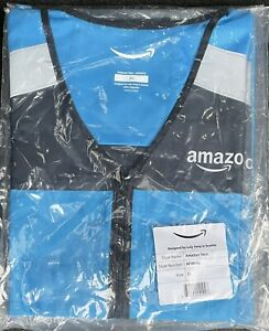 Brand New Amazon DSP Flex Delivery Driver Safety Vest - Reflective Size XL