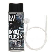 AIRSOFT BORE CLEANER 101 INC 400 ML AEROSOL , PAINTBALL GUN , AIRSOFT GUN, RIFLE