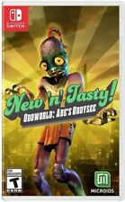 Oddworld: New 'n' Tasty for Nintendo Switch [New Video Game]