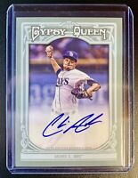 2013 Topps Gypsy Queen CHRIS ARCHER Autograph #GQA-CA Tampa Bay Rays