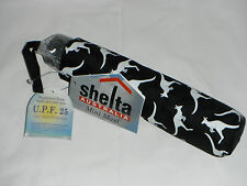 Shelta Mini Maxi Folding Rain/Sun Umbrella - 3552 Kangaroo Mini Maxi (UPF 25)