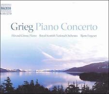 Grieg: Piano Concerto, New Music