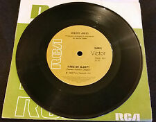 "SHERRY JONES ""HANG ON SLOOPY / KILL ME THRILL ME "" 7"" SINGLE 45rpm"