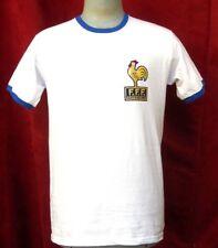 maillot équipe FRANCE 1978 Away Football Coupe du monde shirt vintage soccer vtg
