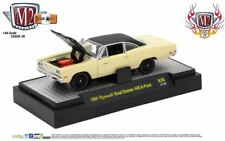 1:64M2 MACHINES DETROIT MUSCLE REL 38 - 1969 PLYMOUTH ROAD RUNNER 440 6-PACK