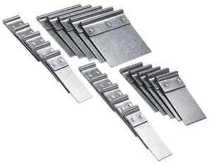 Mo-Clamp Tack-N-Pull Steel Replacement Plates 0805 - Auto Body Pulling Tools