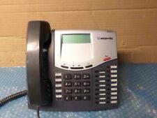 Inter-Tel 550.8520 Mitel LCD Black Display Business Telephone 8520
