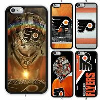 NHL Philadelphia Flyers Custom Case Cover For Apple iPhone iPod / Samsung Galaxy