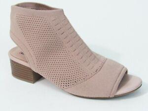 Steve Madden Jevers Peep Toe Sandal - Blush - 3 M (Girls)