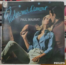PAUL MAURIAT PARLEZ MOI D'AMOUR SEXY CHEESECAKE COVER GREECE PRESS LP 1972