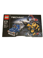 Lego set Technic new in box number 42023 construction crew