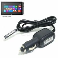 12V 2A DC Car Charger Black Power Adapter For Microsoft Surface PRO 2 Win8