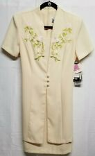 Sheri Martin Women's Layered 1pc Dress  Sz 8 NWT