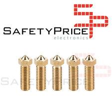 Nozzle Brass E3D-V6 Volcano Nozzle 1,75 MM /0.4 - 0.5 - 0.6 - 0.8 - 1 - 1.2