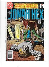Jonah Hex #1 April 1977