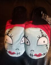 NIGHTMARE BEFORE CHRISTMAS HOUSE SLIPPERS 7 TO 8 M. NEW W/ TAGS