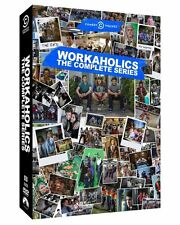 Workaholics: The Complete Series (DVD, 2017, 15-Disc Set) NO Cardboard Slipcover