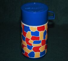 Vintage Aladdin Thermo Bottle - 8 Ounces - Stopper  # 33 / Cup # 112 - USA made