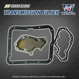 Wesfil Transmission Filter for Ford Bronco Fairlane Mustang Transit