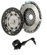 3Pc Clutch Kit For Fiat Stilo Hatchback Estate 192 1.9 JTD 10 2001 To 08 2008
