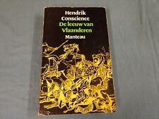 BOEK / HENDRIK CONSCIENCE - DE LEEUW VAN VLAANDEREN