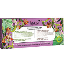 Teana Bio Essence Against Dehydration, Dryness, Flaking, Feeling of Tightness
