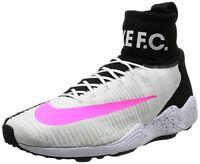 8e8edc044bb New Nike Air Zoom Mercurial XI FK FC White Black Pink Shoes 852616 ...