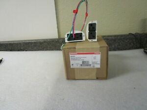 Wiremold Legrand 68REC Evolution Poke-Thru Device Duplex Receptacle Plate