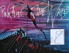 GERALD SCARFE Signed 14x11 Photo Display PINK FLOYD The Wall COA