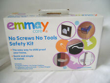 EMMAY CARE CHILD SAFTY KIT NO SCREWS & NO TOOLS CHILDPROOF HOUSE
