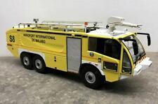 Aéroports Sides Type Sentinel S3X De L'aéroport De Malabo brandweer fire 1:43