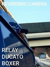 Fiat Ducato  Reversing  Camera kit