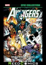 AVENGERS EPIC COLLECTION THE GATHERERS STRIKE GRAPHIC NOVEL (488 Pages)