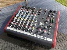 Allen & Heath ZED-10FX Mixer with Gigbag