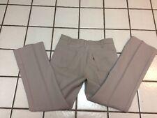 Vintage Levi's Beige Polyester 1970s Pants Jeans Mens 32 W x 30 L Usa