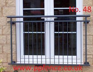 Building regulations Juliet Balcony,Balustrades,Railings ( No. 48 ) HIGH QUALITY