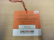 12/03/2002 Cheltenham National Hunt Festival - Horse Racing Badge (good conditio